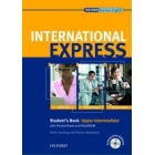 International Express. Interactiva edition. Teacher's Resource Book. Upper-intermediate