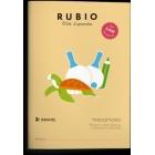 VACANCES - 3ER EDUCACIÓ INFANTIL (Cuadernos Rubio)