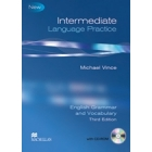 Intermediate Language Practice. English Grammar and Vocabulary with key + CD-ROM (3rd Edition)