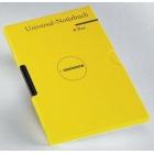 Universal-Notizbuch (Blanko)