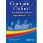Gramática Oxford Bachillerato