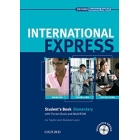 International Express Elementary Student's Book + DVD