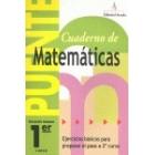 Puente Matemáticas 1 Primaria