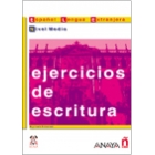 Español lengua extranjera. Ejercicios de escritura. Nivel medio