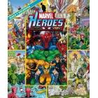 Busca y encuentra Marvel Heroes