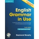English Grammar in Use Intermediate with answers and CD-ROM 4th Edition