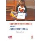 Educación literaria desde  jardin maternal