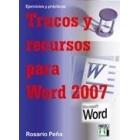 Trucos y recursos para word 2007