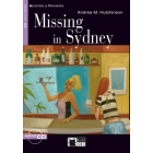 Missing in Sydney Book   audio CD