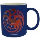Taza-Juego de Tronos-Casa Targaryen