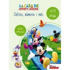 La casa de Mickey Mouse. Lletres, números i més 4-5 anys