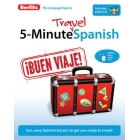 5-Minutes Travel Spanish ¡Buen viaje!
