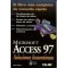 Microsoft Access 97 : soluciones instántaneas