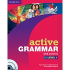 Active Grammar 1 (A1-A2) with answers and CD-Rom