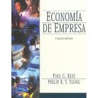 Economía de empresa (4ª edi)