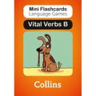 Vital Verbs Pack B (Mini Flashcards Language Games)