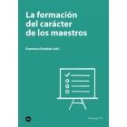 La formación del carácter de los maestros