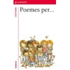Poemes per... (grumets vermell)