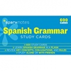 MORE Spanish Vocabulary-Sparknotes Study Cards