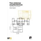 Tres sistemas arquitectónicos. Patios, partes y forma compacta