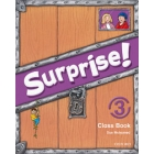 Surprise 3. Class Book + Multi-ROM