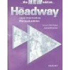 New Headway new ed. upper-intermediate Workbook with key