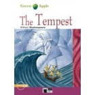 The Tempest. Book + CD (Green Apple Starter)