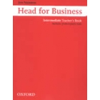 Head for Business. Intermediate. Teacher's book