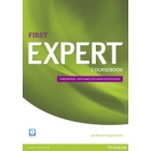 First Expert. Coursebook with CD Pack - 3rd Edition (Exams 2015)