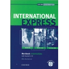 International Express intermediate. Workbook + Audio CD - NEW EDITION 2008