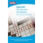 spanish Vocabulary Berlitz Handbook