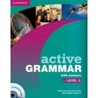 Active grammar 3 ( C1-C2) with answers and CD-Rom