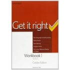 Get it Right 1 Workbook catalan