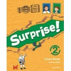 Surprise! 2 Class Book PACK with MultiROM