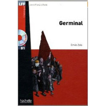 Germinal + CD audio MP3 (B1)