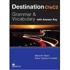 Destination C1 & C2 Grammar and Vocabulary with Answer Key