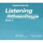 Listening Advantage 3. Audio CD(3)