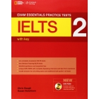 Exam Essentials IELTS Practice Tests 2 with Key and DVD-ROM