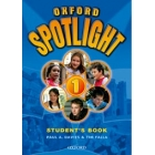 Oxford Spotlight 1 Student´s book (Spanish version)