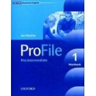 Profile 1  pre-intermediate Workbook