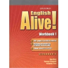 English Alive! 1. Workbook (catalan)
