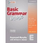 Basic Grammar in Use. Student's Book with key + CD-Rom