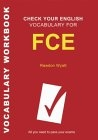 Check your vocabulary for english for the FCE Exam