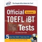 Official TOEFL iBT® Tests, w. Audio-CD (2016)