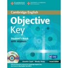 Objective Key Student's books with answers