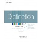 Distinction 2 Workbook spanish edition