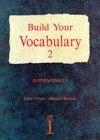 Build your Vocabulary 2 (intermediate)