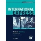 International Express Elementary. Workbook  (incl. Student's CD) ed. 2008