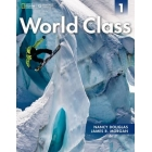 World Class 1: Student Book with CD-ROM (World Class: Expanding English Fluency) 1st Edition