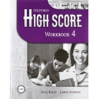 High Score 4 Workbook